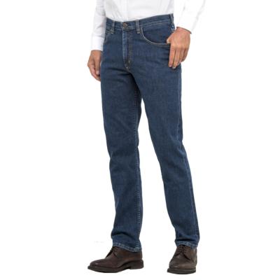 LEE Jeans Brooklyn Straight - Dark Stonewash (L452-71-46)
