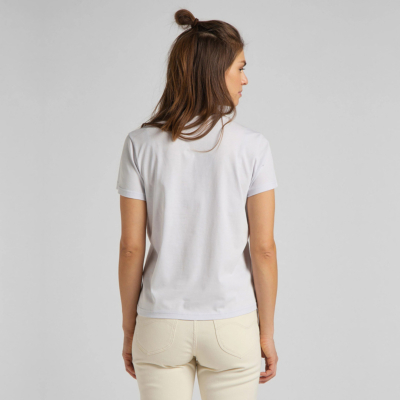 LEE Kansas Graphic Women T-Shirt in Lilac Hunt (L44HEPQC)