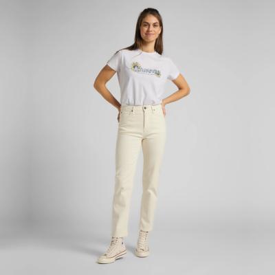 LEE Kansas Women T-Shirt in Lilac Hunt (L44N-EP-QC)