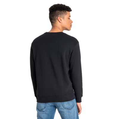 LEE Logo Crew Sweat Men - Black (L81RTJ01)