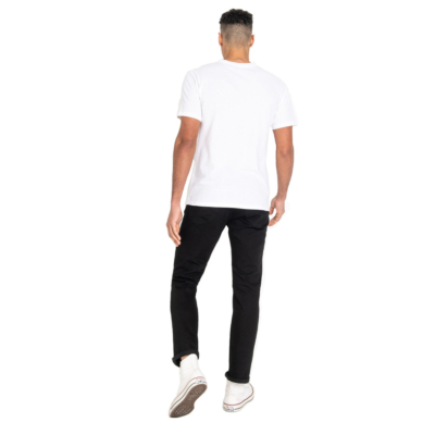 LEE Logo Men T-Shirt - Bright White (L60UFELJ)
