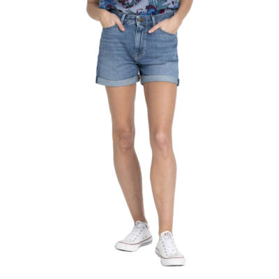 LEE Mom Denim Short - Get Blue (L37M-GA-QG)