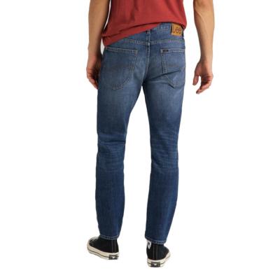 LEE Rider Jeans Cropped Slim - Mid Bold Kansas (L75GPLMK)