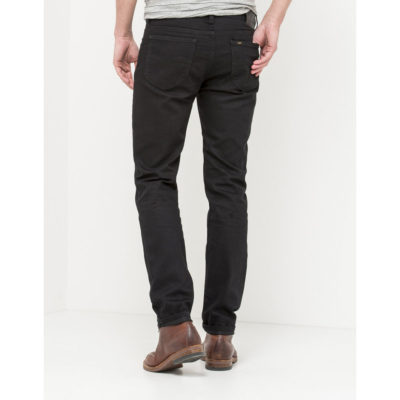 LEE Jeans Rider Slim - Black Rinse (L701-YC-47)