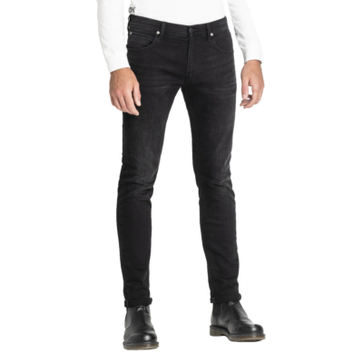LEE Rider Jeans Slim Men - Moto Black (L701-IZ-HL)