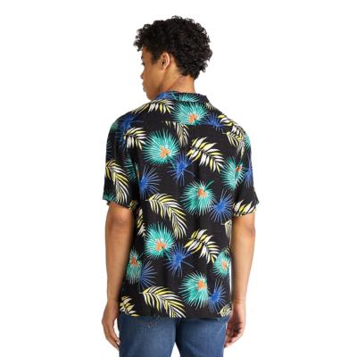 LEE SS Resort Shirt - Summer Mint (L67P-DW-NO)