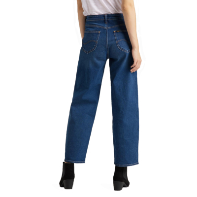 LEE Wide Leg Τζιν Γυναικείο (L30S-LT-YM)