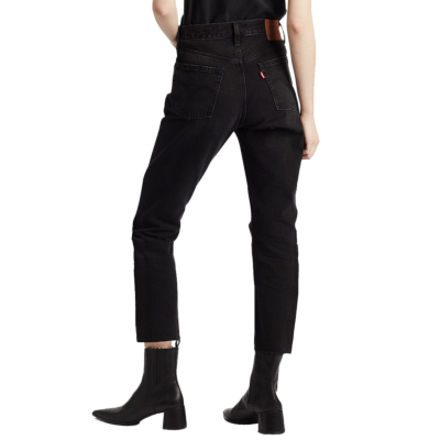 Levi's® 501® Crop Jeans - Black Heart (36200-0085)