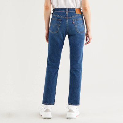 Levi's® 501® Crop Women Jeans - Charleston Outlasted (36200-0157)