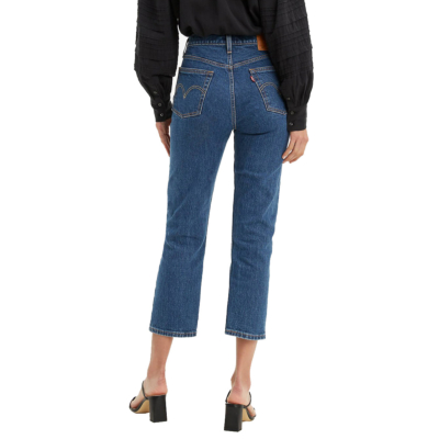 Levi's® 501® Crop Jeans - Charleston Vision (36200-0095)