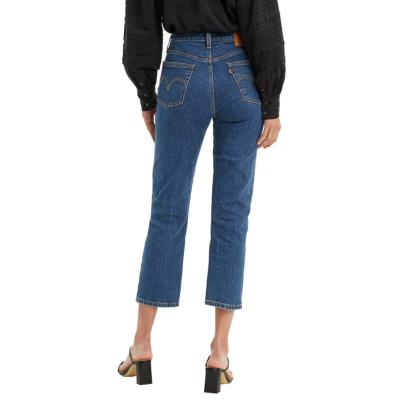 Levi's® 501® Crop Jeans - Charleston Vision (36200-0095)