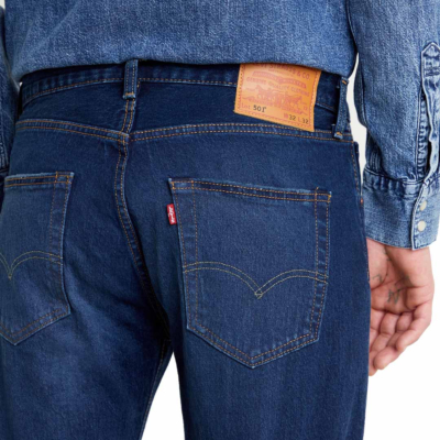 Levi's® 501® Original Fit™ Men Jeans - Miami Sky OD (00501-3105)