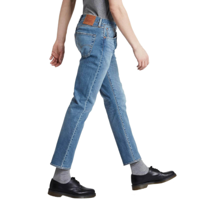 Levi's® 501® Taper Ανδρικό Τζιν - Ironwood Overt (side)