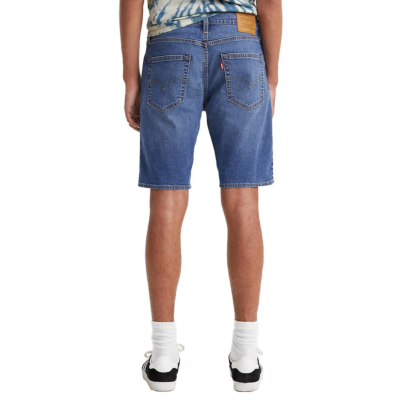 Levi's® 502™ Taper Denim Hemmed Shorts - Blue Mercury (32792-0037)