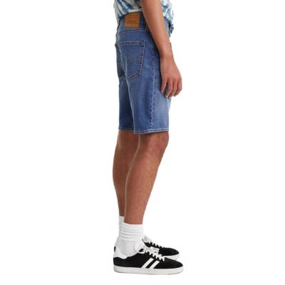Levi's® 502™ Taper Men Denim Shorts - Blue Mercury (32792-0037)