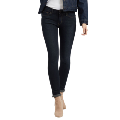 Levi's® 711 Skinny Women Jeans - Lost At Sea (18881-0418)