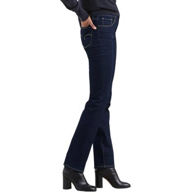 Levi's® 724 Γυναικείο Ίσιο Ψηλοκάβαλο Παντελόνι  (18883-0015)