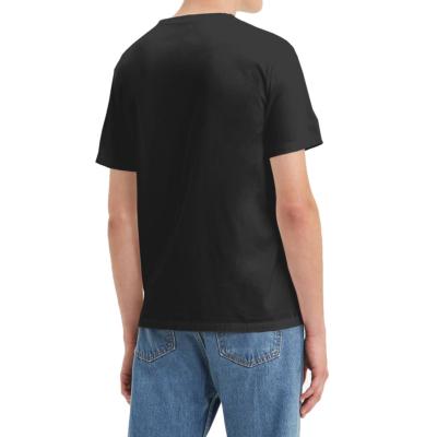 Levi's® Μπλουζάκι Ανδρικό Λογότυπο Μαυρο (85785-0002)