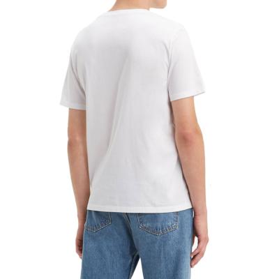 Levi's® Ανδρικό Μπλουζακι Λογότυπο - Λευκό (85785-0000)