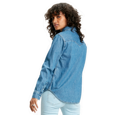 Levi's® Essential Western Denim Shirt - Going Steady (16786-0002)