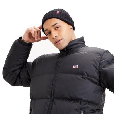 Levi's® Fillmore Ανδρικό Μπουφάν Μαύρο (27732-0000)