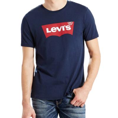 Levi's® Graphic Logo Men Tee - Dress Blue (17783-0139)