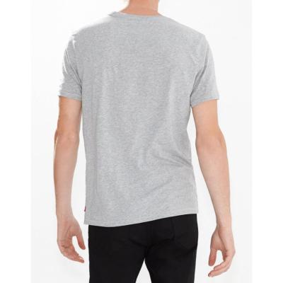 Levi's® Μπλούζα Ανδρική Λογότυπο - Γκρι Μελανζε (17783-0138)