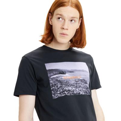 Levi's® Graphic Photo Garment Dye T-Shirt - Jet Black (22491-0743)