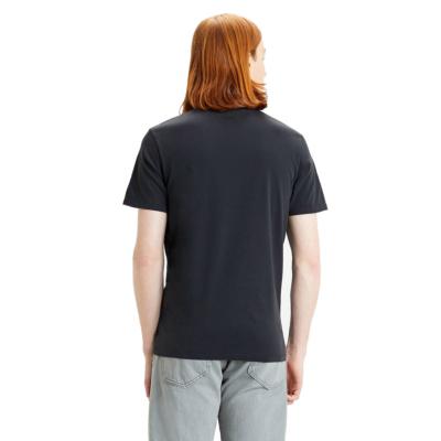 Levi's® Graphic Photo Garment Dye Men Tee - Jet Black (22491-0743)