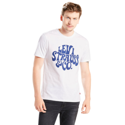 Levi's® Graphic Set In Tee - White (22491-0171)