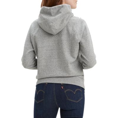 Levi's® Graphic Sport Hoodie - Smokestack Heather (35946-0000)