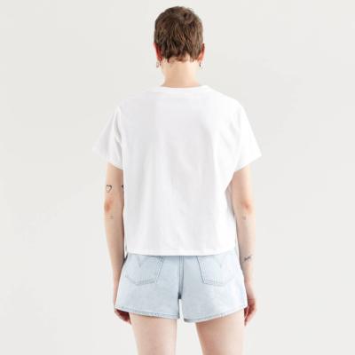 Levi's® Graphic Varsity Women T-Shirt in White (69973-0153)