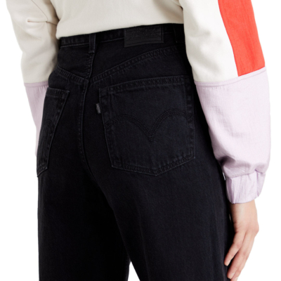 Levi's® High Loose Women Jeans - Trainwreck (back pocket)
