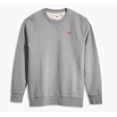 Levi's® New Original Crew Sweatshirt for men in Grey Heather (35909-0002)