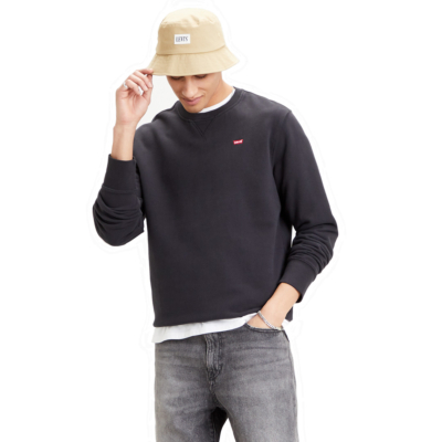 Levi's® New Original Crew Sweat - Mineral Black (35909-0003)