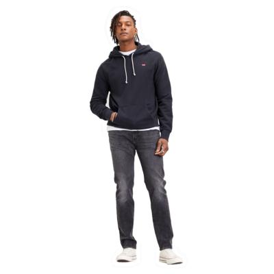Levi's® New Original Men Hoodie - Black (34581-0001)