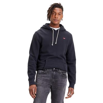 Levi's® New Original Men Hoodie - Mineral Black (34581-0001)
