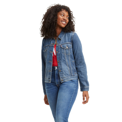 Levi's® Original Trucker Denim Jacket - Soft As Butter (29945-0063)