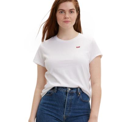 Levi's® Γυναικείο Μπλουζάκι Λευκό (39185-0006)