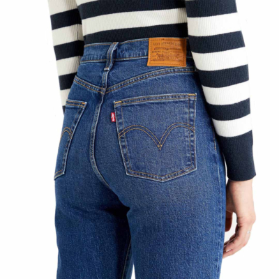 Levi's® Ribcage Bootcut Women Jeans - Turn Up