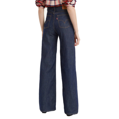 Levi's® Ribcage Wide Leg Women Jeans - High and Mighty (79112-0002)