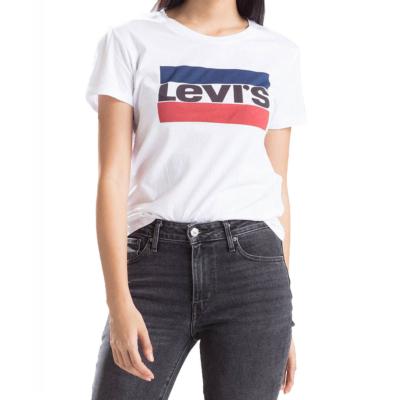 Levi's® Sportswear Logo Women Tee - White (17369-0297)