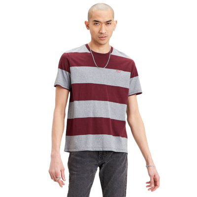 Levi's® The Original HM Tee Rugby Stripe - Sassafras (56605-0057)