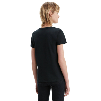 Levi's® Graphic Logo Women T-Shirt - Black (17369-0201)