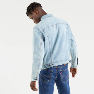 Levi's® The Trucker Denim Men Jacket - Colder Than Ice (72334-0558)
