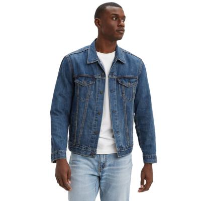 Levi's® Trucker Denim Jacket - Mayze (72334-0354)