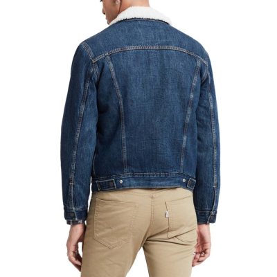 Levi's®  Type 3 Sherpa Denim Men Jacket - Palmer (16365-0105)