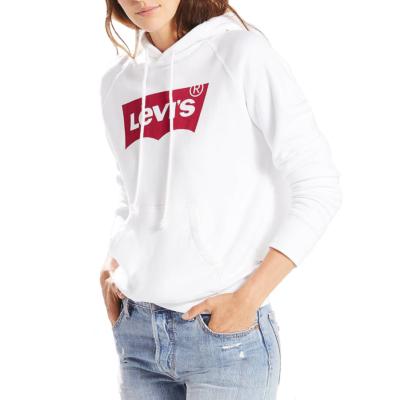 Levi's® Graphic Logo Women Hoodie - White (35946-0010)