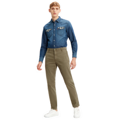 Levi's® XX Chino™ Ανδρικό Παντελόνι Λαδί  (17196-0001)