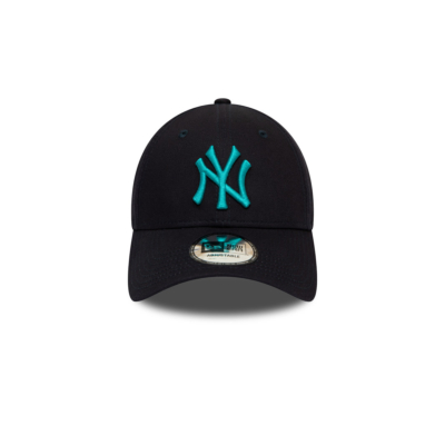 NEW ERA 9 Forty NY Yankees Unisex Cap - Navy/ Teal (12134892)